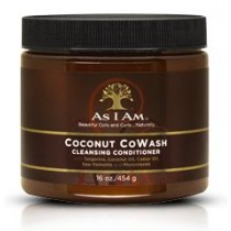 As I am Coconut CoWash 89 ml/3 oz