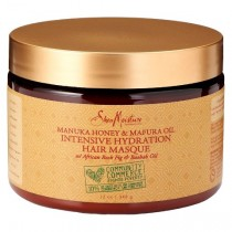 SheaMoisture Community Commerce Manuka Honey & Mafura Oil Intensive Hydration Hair Masque 355 ml/12 oz