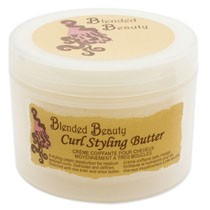 Blended Beauty Curl Styling Butter 237 ml/8 oz
