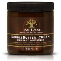 As I am DoubleButter Cream 237 ml/8 oz