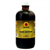 Tropic Isle Living Jamaican Black Castor Oil 118 ml/4 oz & 237 ml/8 oz
