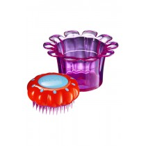 Tangle Teezer Magic Flowerpot Popping Purple