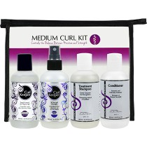 Curly Hair Solutions Medium Curl Kit