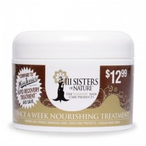 3 Sisters of Nature Once A Week Nourishing Treatment 237 ml/8 oz