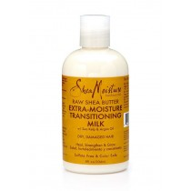SheaMoisture Raw Shea Butter Extra-Moisture Transitioning milk 237 ml/8 oz