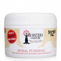 3 Sisters of Nature Spiral Pudding 237 ml/8 oz
