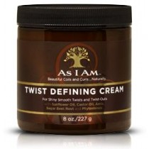 As I am Twist Defining Cream 89 ml/3 oz
